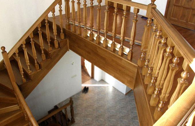 Цены на деревянные лестницы - Нижний Новгород