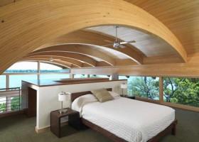 гнутые деревянные балки